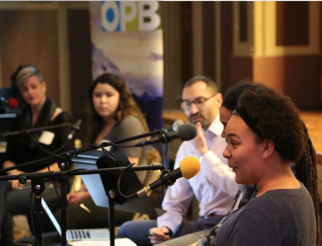 March 2018, OPB Think Out Loud:   Talking Race in the Classroom