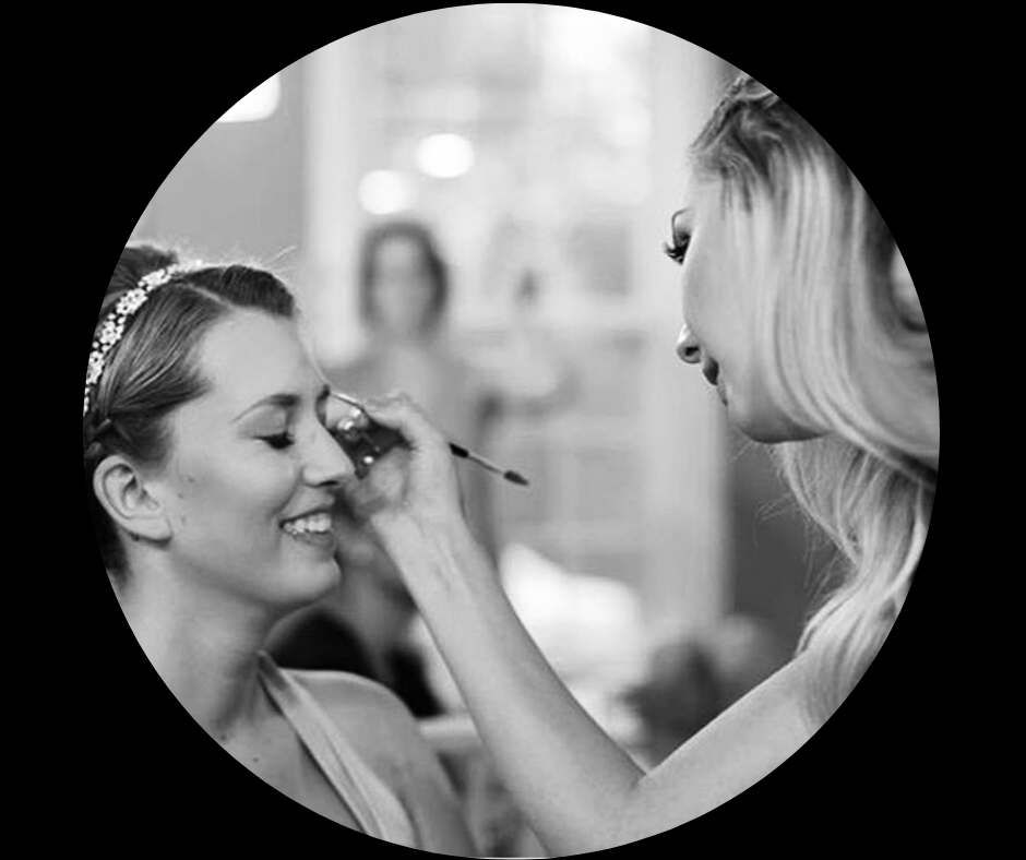 BARE BRIDAL - Specializing in special occasion airbrush make up & formal hair styling - Leave it to the Bare Bridal to create your most stunning look, for your special day.
