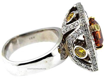 Custom design Rings| Gold Star Jewellers