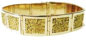 Men's Nugget Bracelet