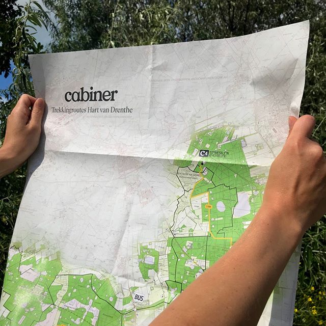 With our map and a sense of adventure you'll always find your cabin. Take it to the next level and feel free to create your own route through the wilderness 👣⠀⠀⠀⠀⠀⠀⠀⠀⠀ •⠀⠀⠀⠀⠀⠀⠀⠀⠀ •⠀⠀⠀⠀⠀⠀⠀⠀⠀ •⠀⠀⠀⠀⠀⠀⠀⠀⠀ #hiking #wandering #nature #wandelen #drenthe #weekendjeweg #ertussenuit #dutchlandscape #getlost #maps #explore #adventuretime #escapethecity #cabiner #natuurtrip