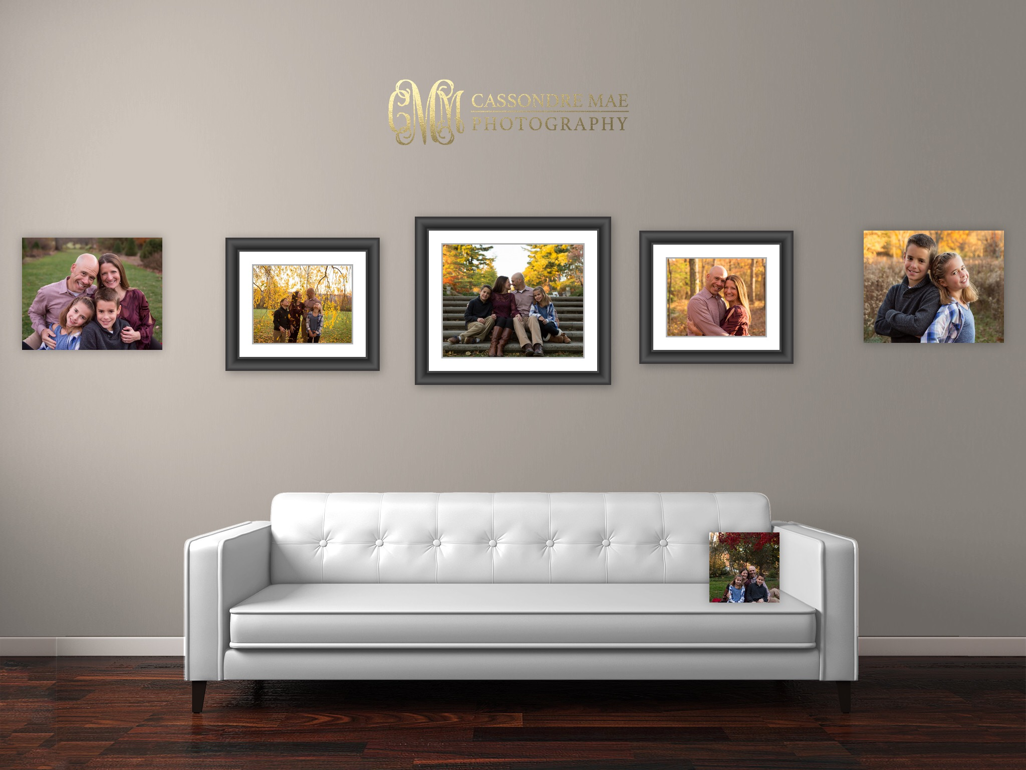 :: The Heirloom Collection :: Get the most variety out of this collection! Not only does it come with stunning wall art, but this collection also includes our Signature Book; a 10x10 leather bound album with up 20 images. Wall Art Sizes Included: 2-11x14's, 1-16x20 -Fine Art Prints 2-16x20's - your choice of our premium Canvas Wrap or our sleek Vivid Metal prints.