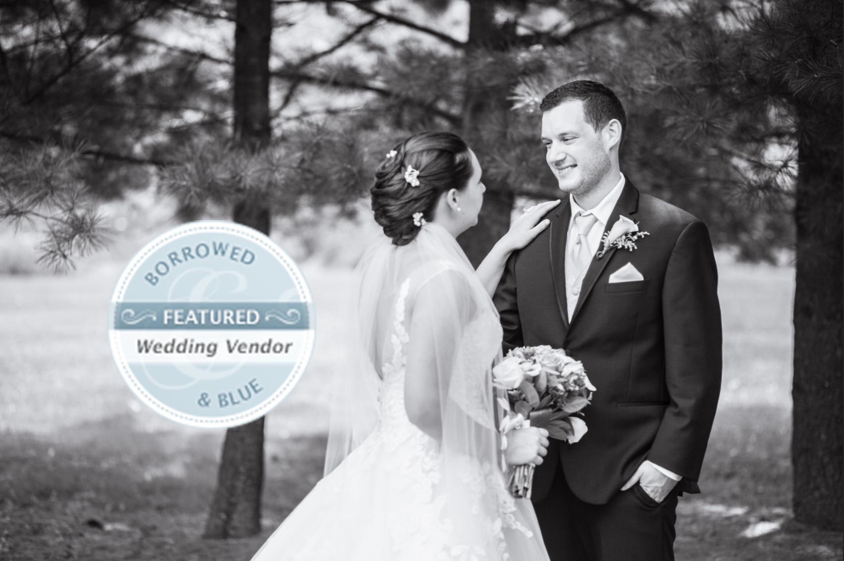 borrowed&Blue colden Manor wedding