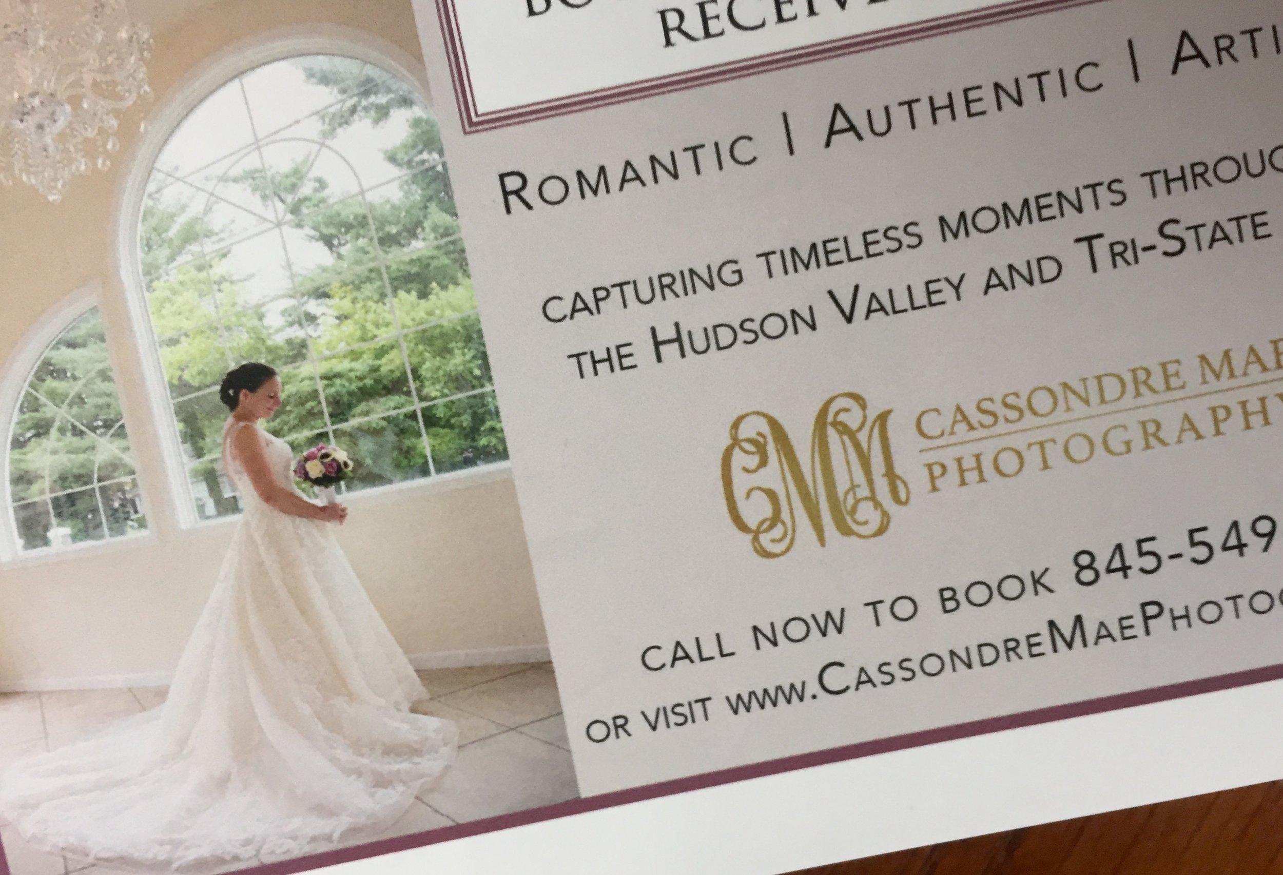 cassondre mae photography new windsor wedding photographer special