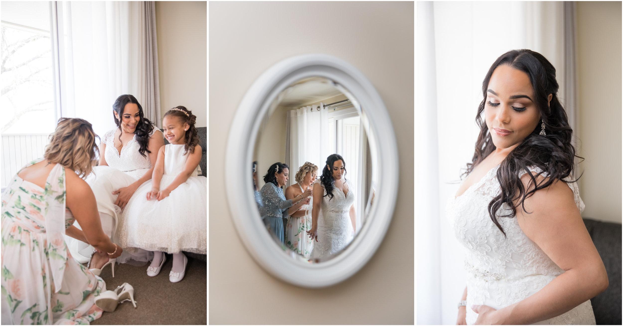 Cassondre Mae Photography Hudson Valley Garner Arts Center Wedding