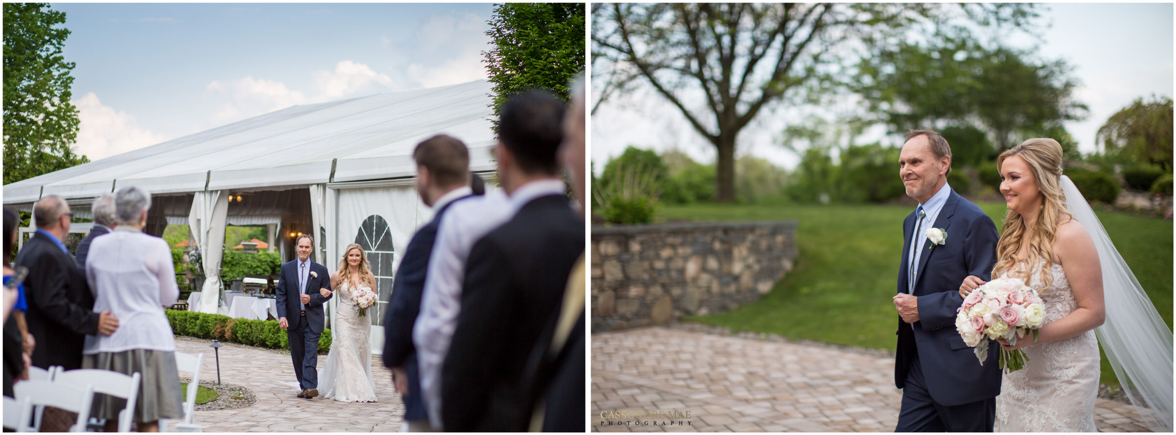 Cassondre Mae Photography West Hills Country Club Wedding Middletown NY