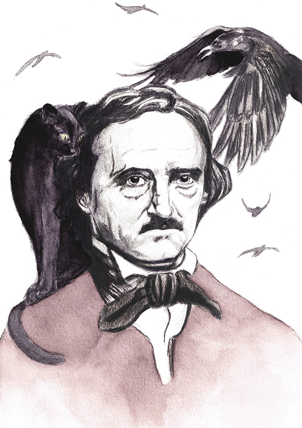 Copy of Edgar Allan Poe
