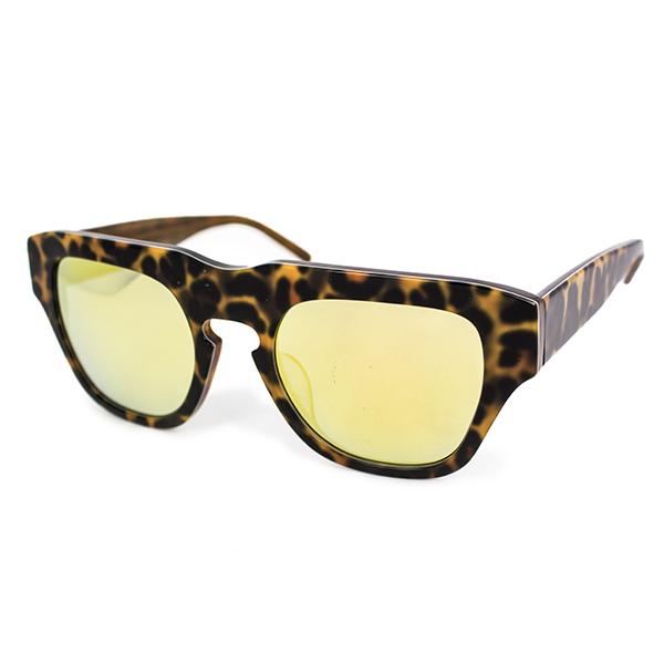The Dagger Sunglasses in Mondo Tortoise