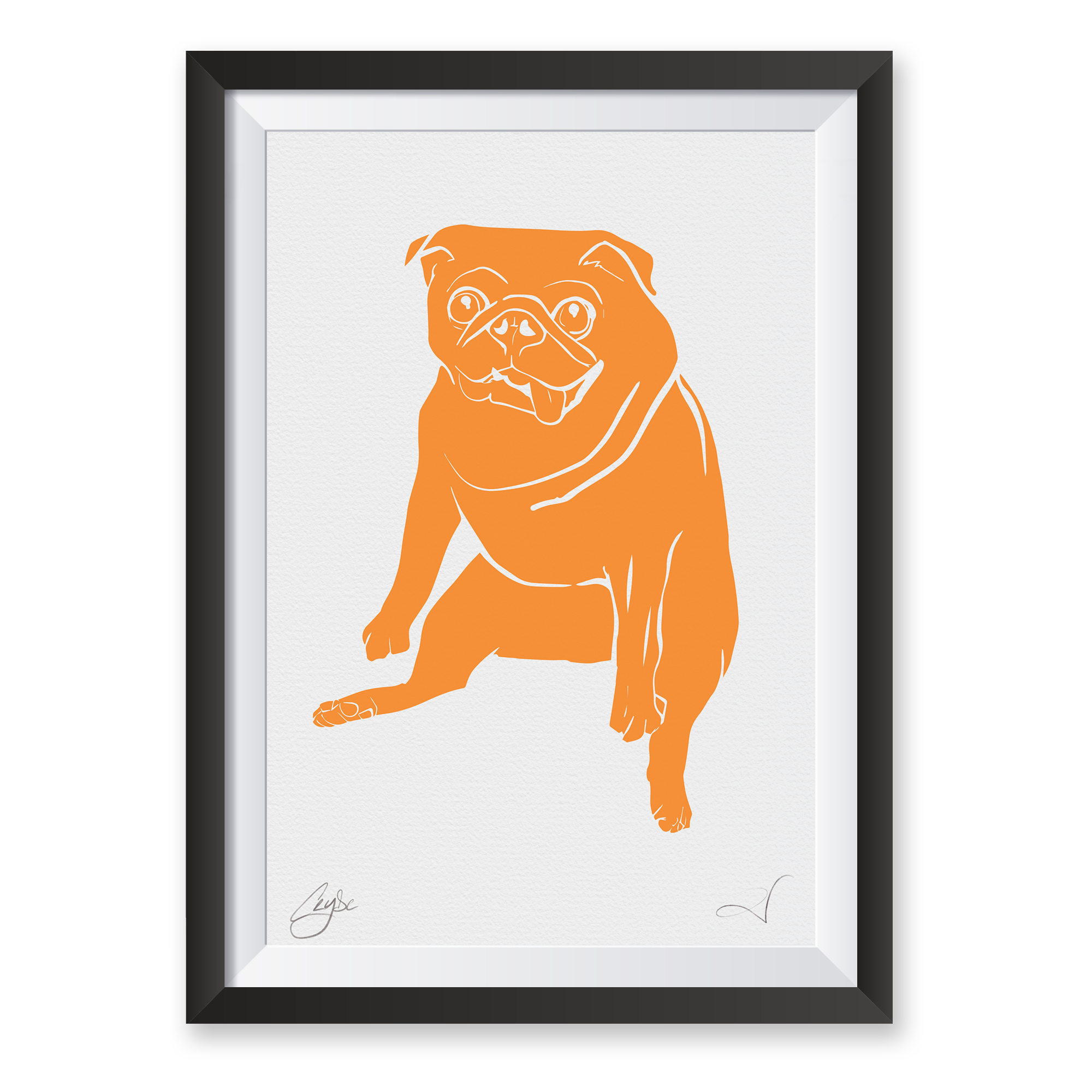 FRAMED_CLYDE_PRINT__0002_ORANGE.png