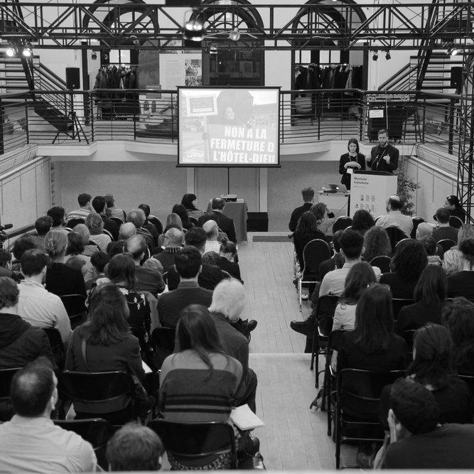 Conférences (vidéos) - Montréal transitoire