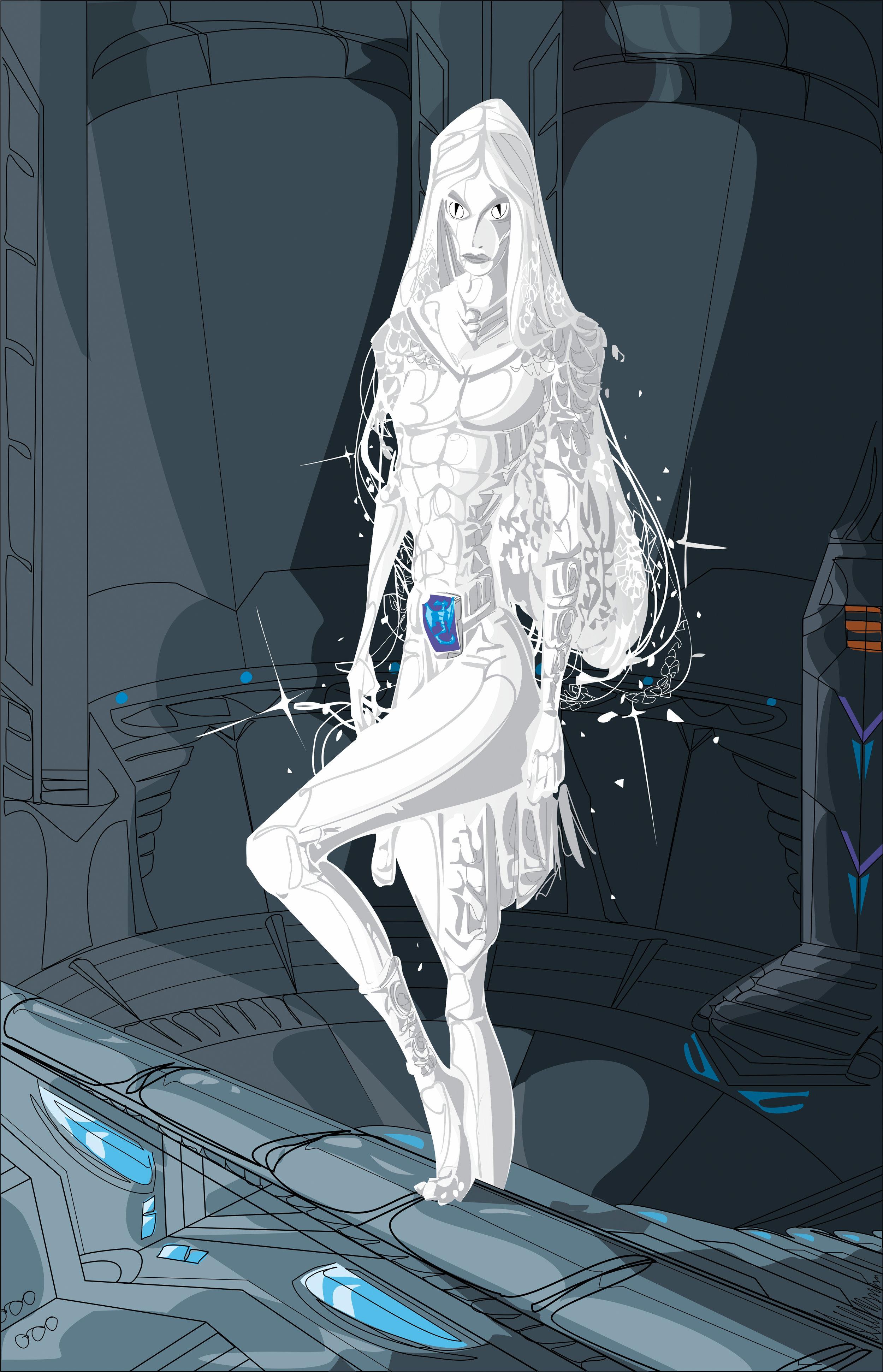 Loskeene -- The White Assassin