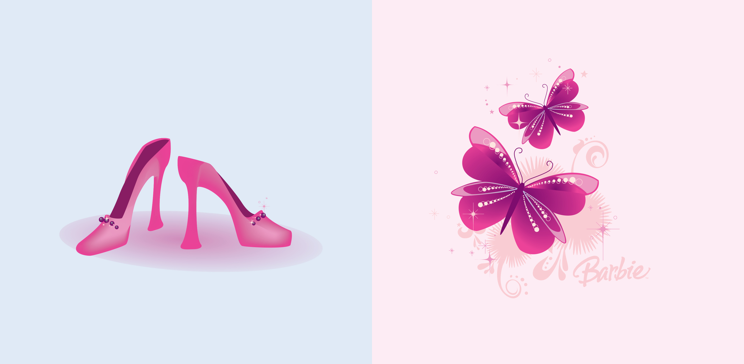 Icon illustrations created for Matell at  Tolleson