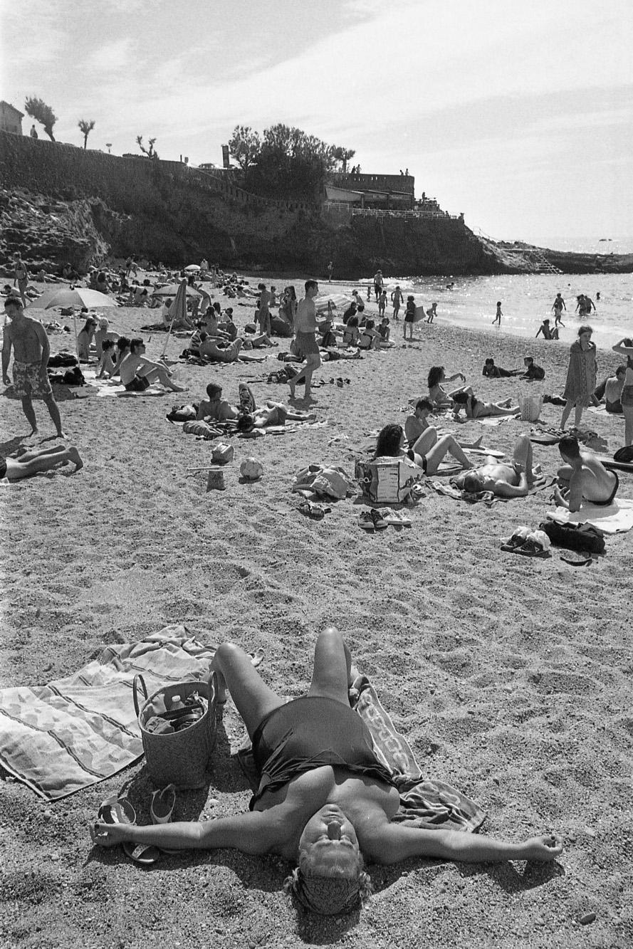 L'Étale .  Biarritz, 15 Mai 2015.