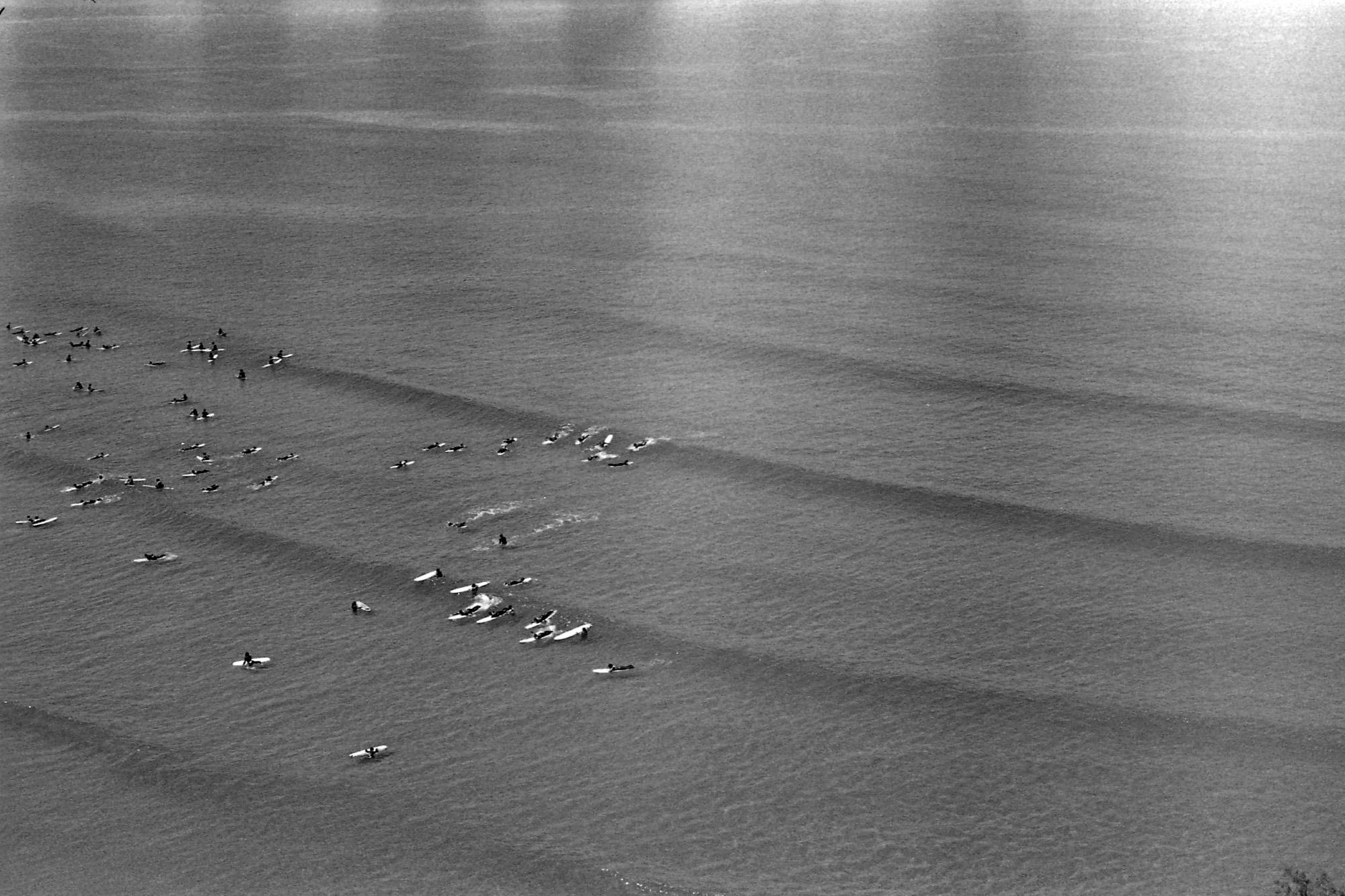 Surfers Wave .  Biarritz, 15 Mai 2015.