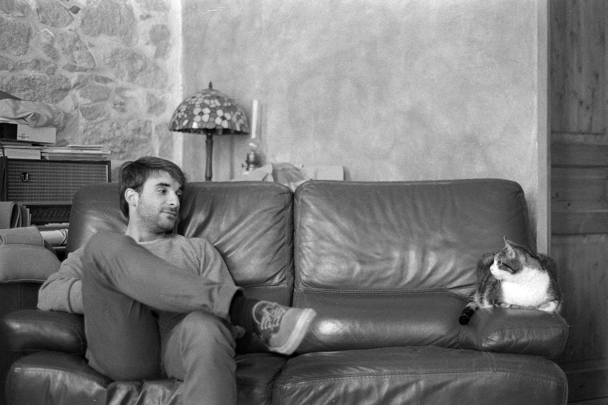 Two Cool Cats .  Nîmes, 2014.