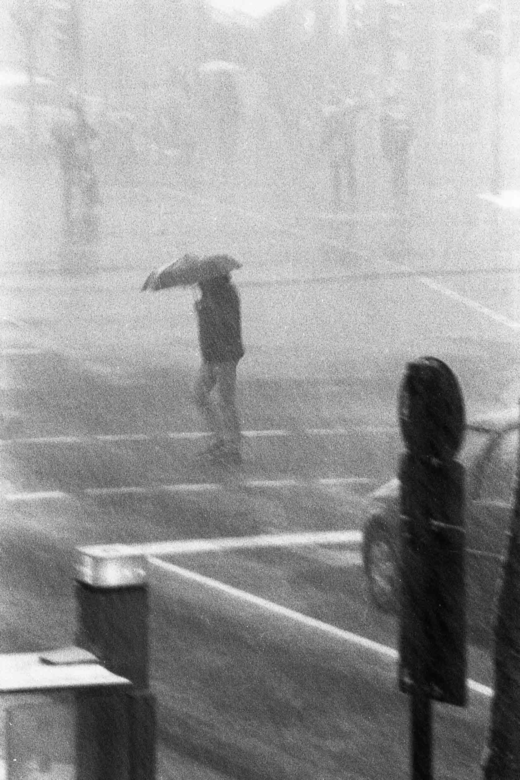 Le Parapluie.   Cologne, 2013.