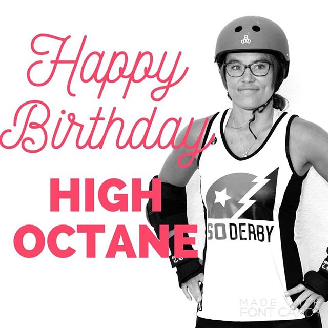 Happy Birthday to our very own High Octane! Our big red hearts go out to you on your day ♥️ Photo Credit: DonyTop #soderby #birthday #southernoregonderby #pnwrollerderby #oregon #pnw #oregonrollerderby #sooregon #SOawesome  #leagueteamself #rollerderby #rollerderbyofig #rollerderbyofinstagram #derbyfit #derbylife #derby #derbyofig #derbyofinstagram #lovederby #loverollerderby #team #wearesoderby #lovederby  #derbyfit #fitness