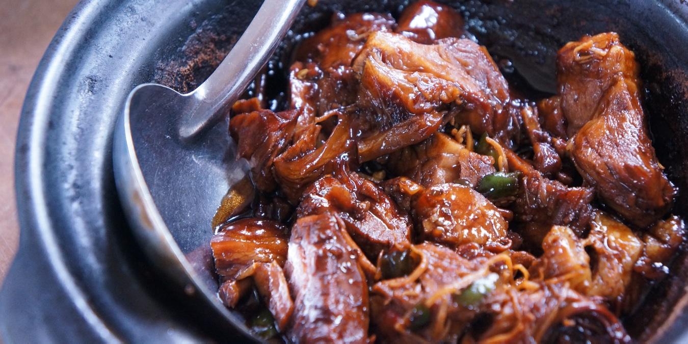 barised beef