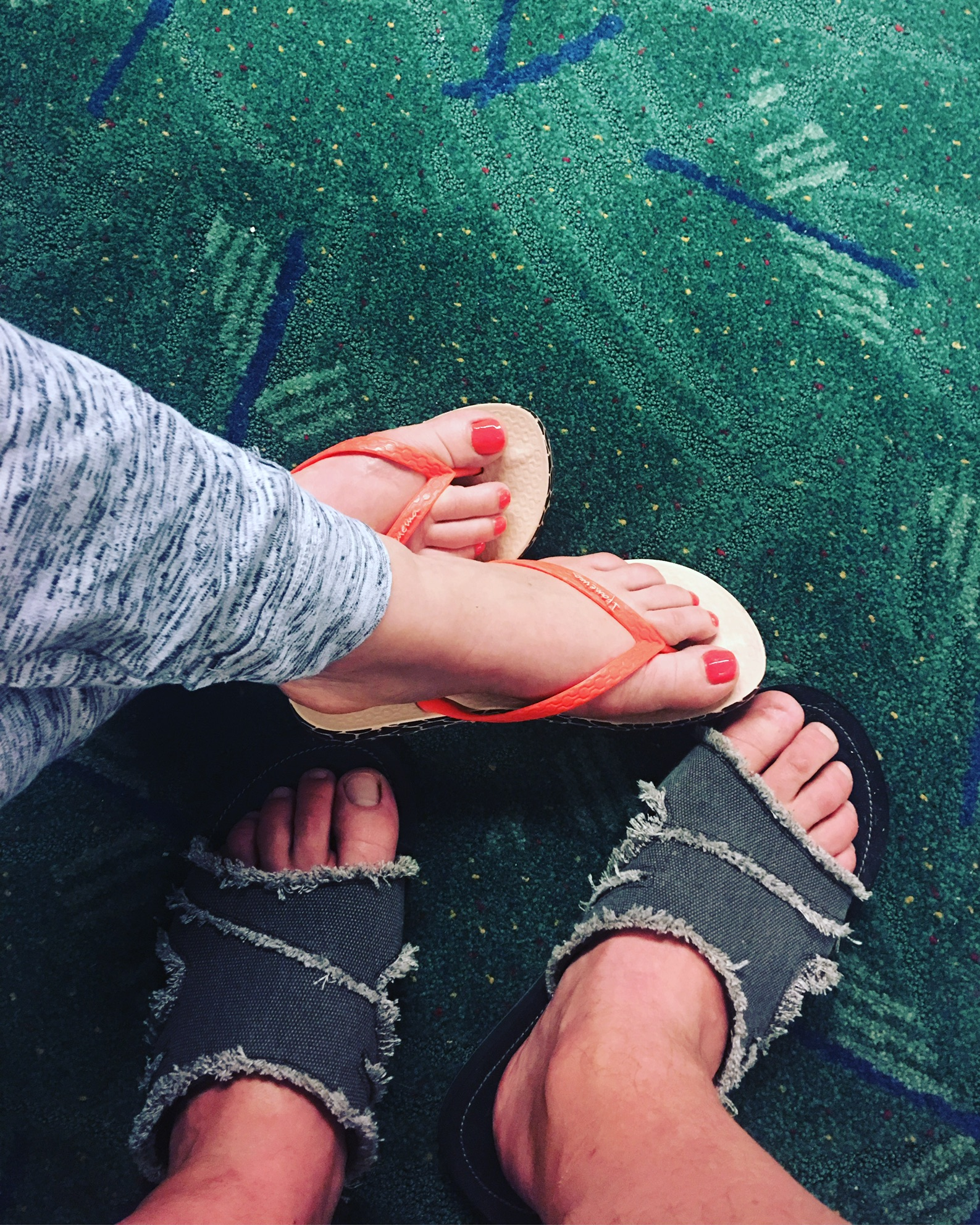 #PDX carpet