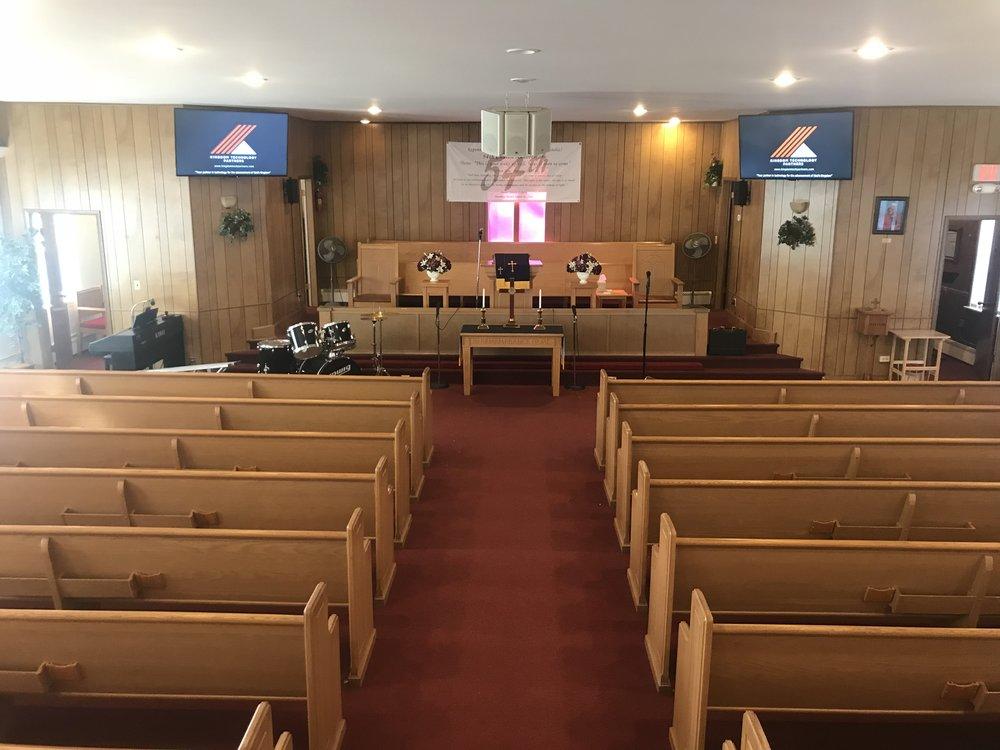 Repentance By Faith Church -