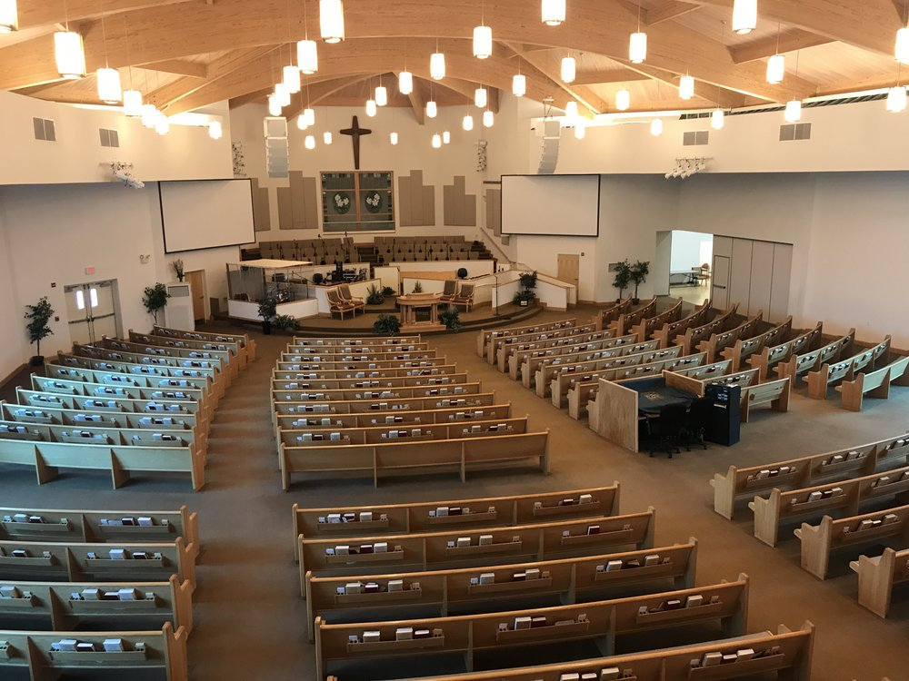 First Baptist Church of North Brentwood -