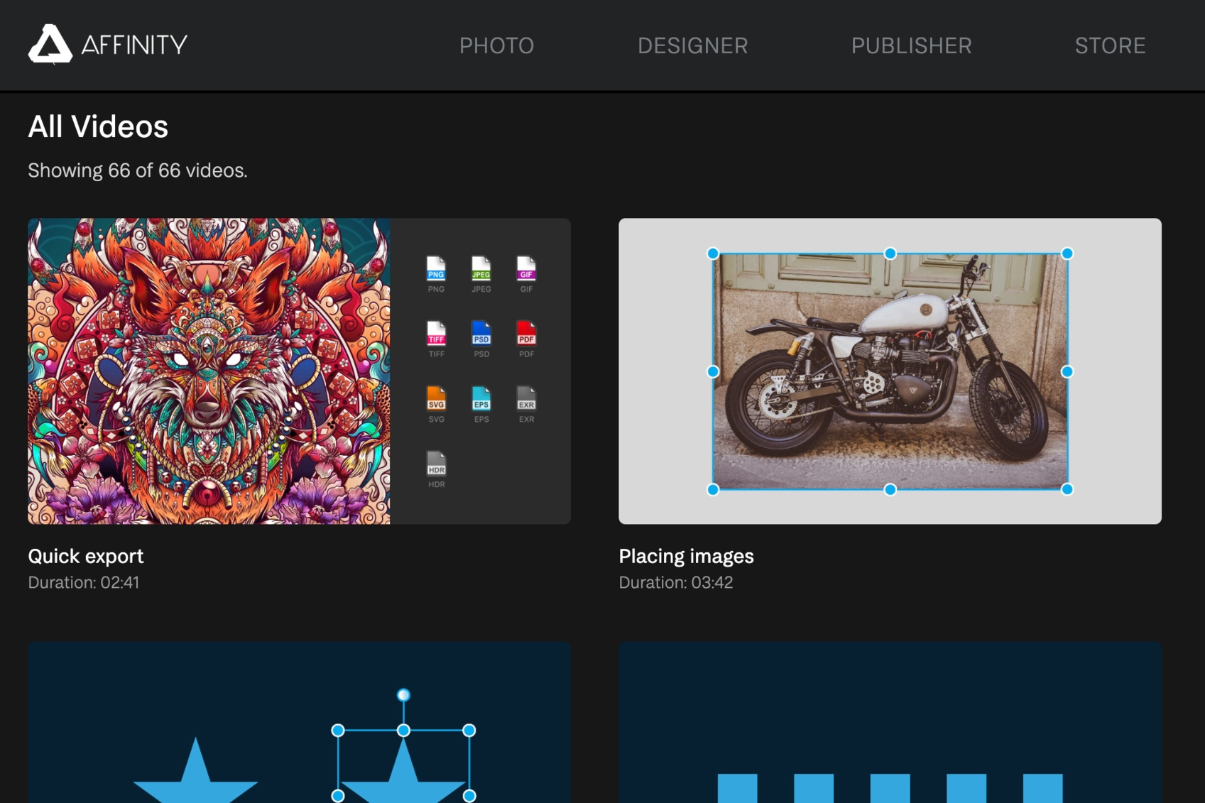 Affinity Designer Tutorials - affinity.serif.com