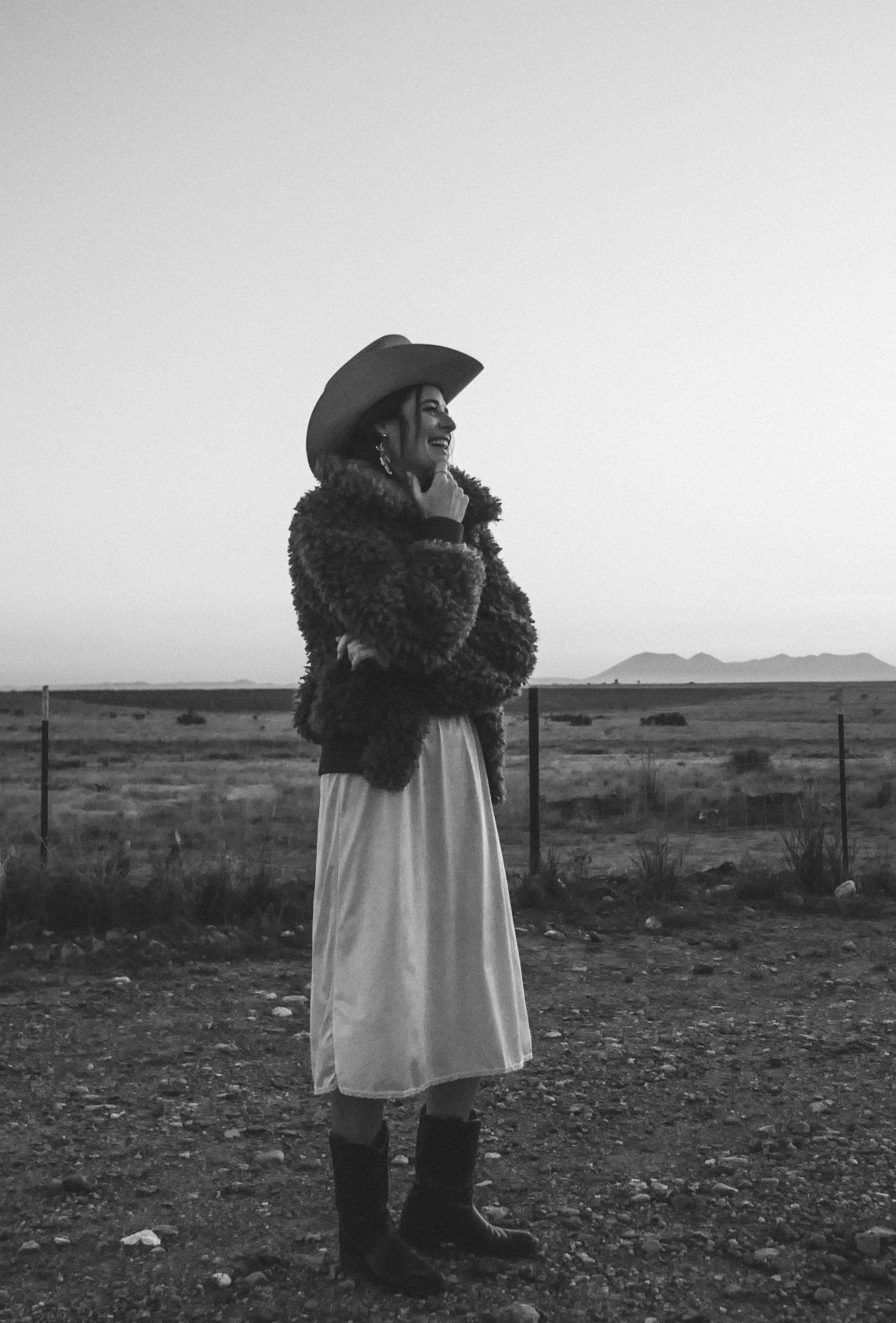 Jenna Paulette – Marfa Series Video Shoot