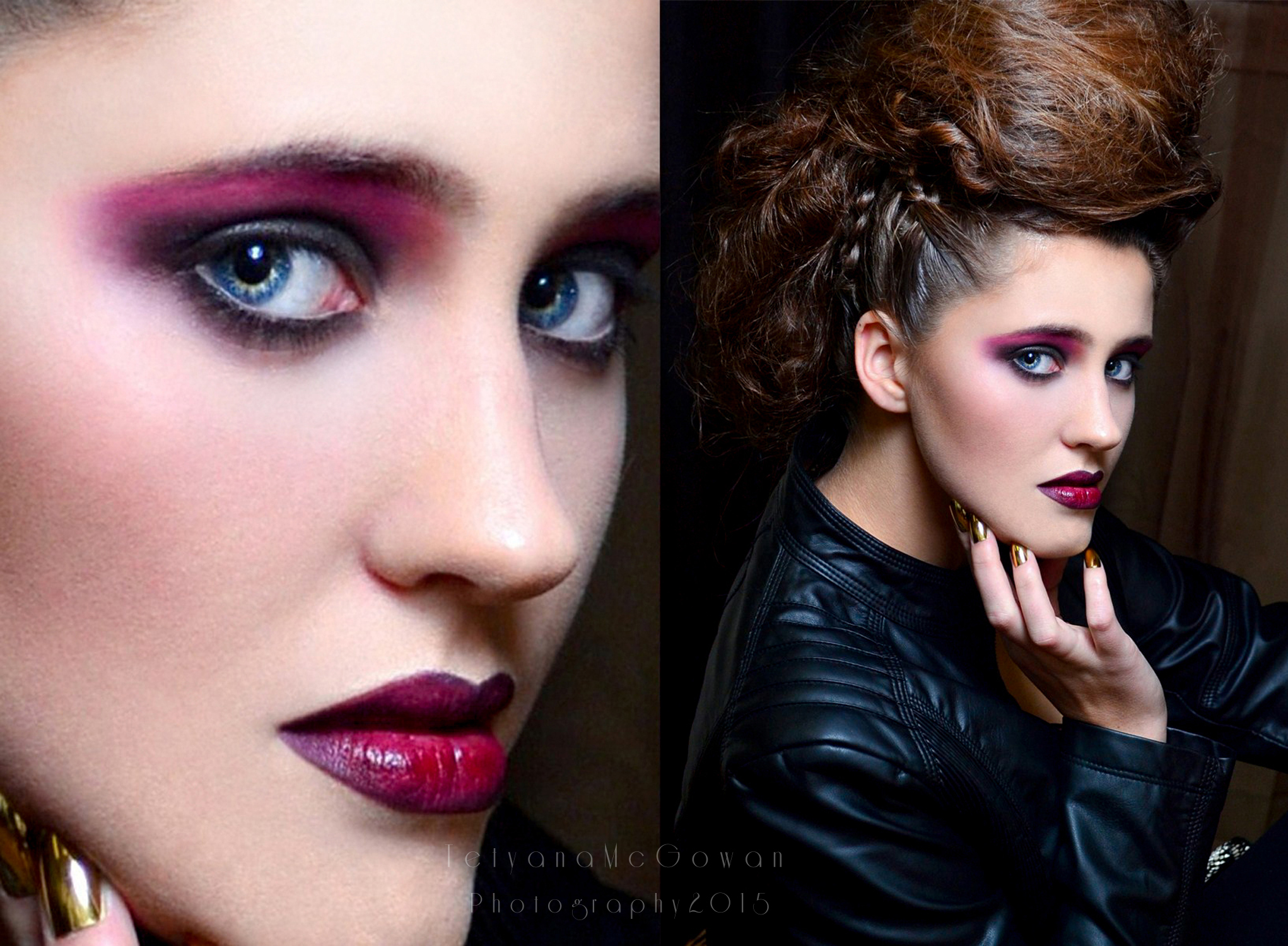 Toledo Ohio Makeup Artist. Makeup by Amy Lewis. Published in Ellements Magazine 2015. Photography by Tetyana McGowan 1.jpg
