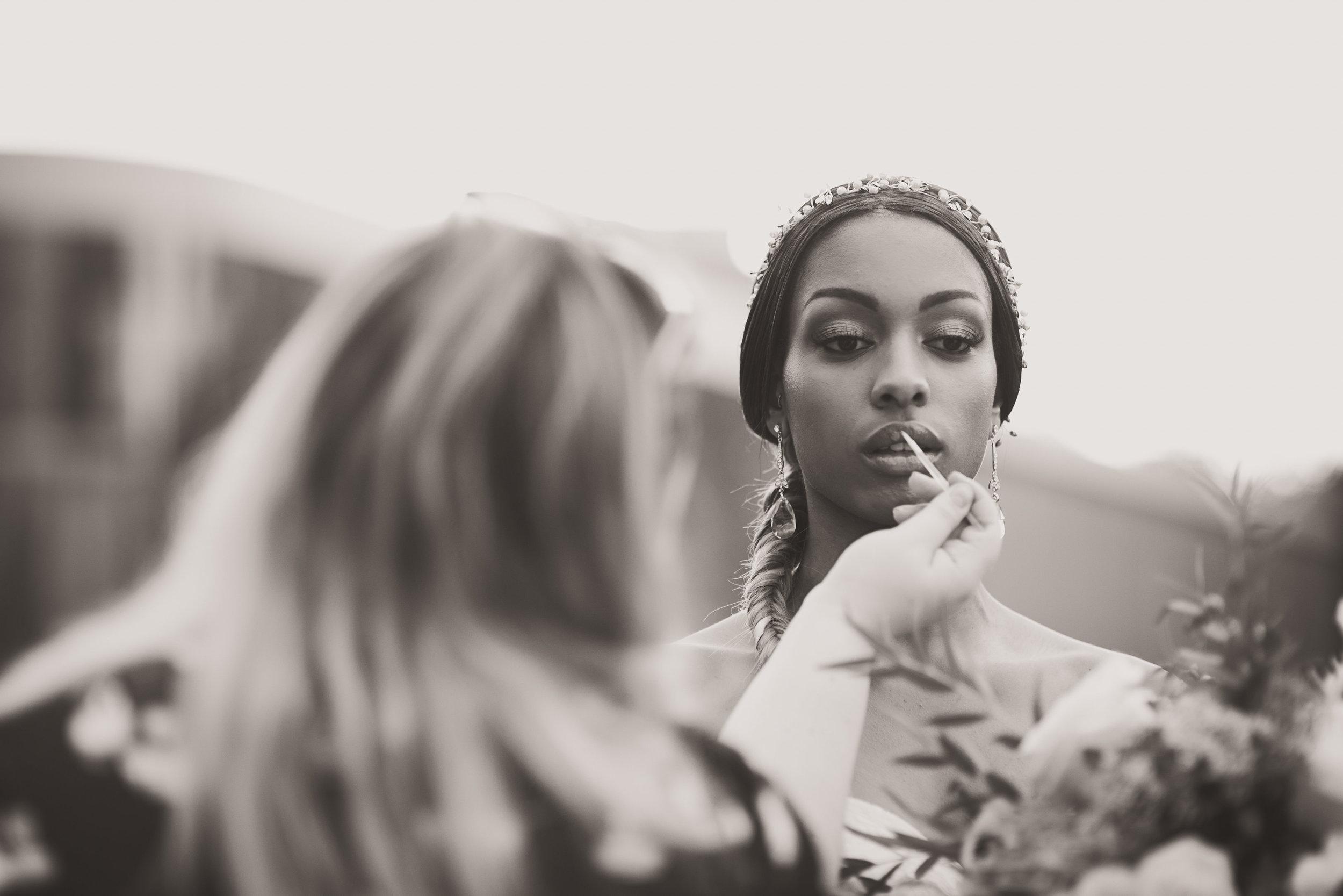 Toledo Bridal Makeup