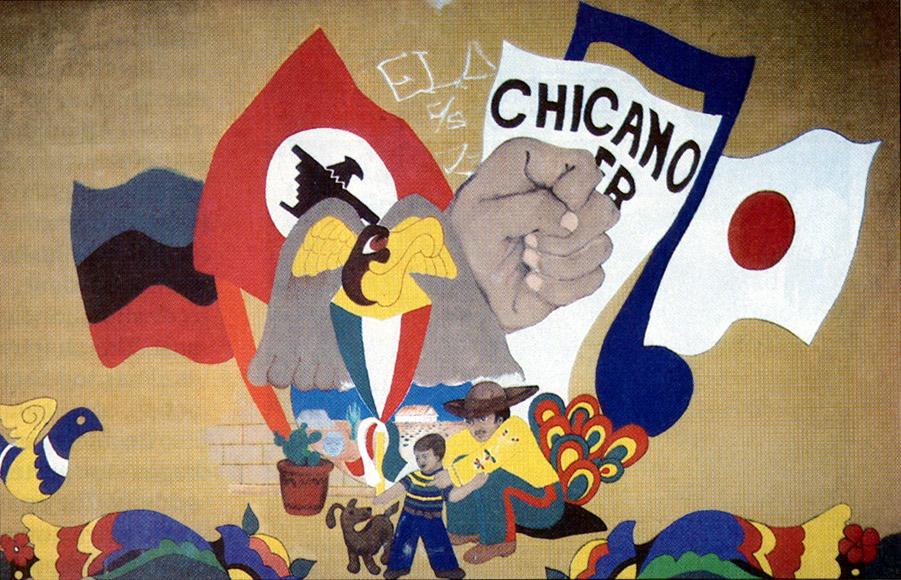 East L.A. Mural