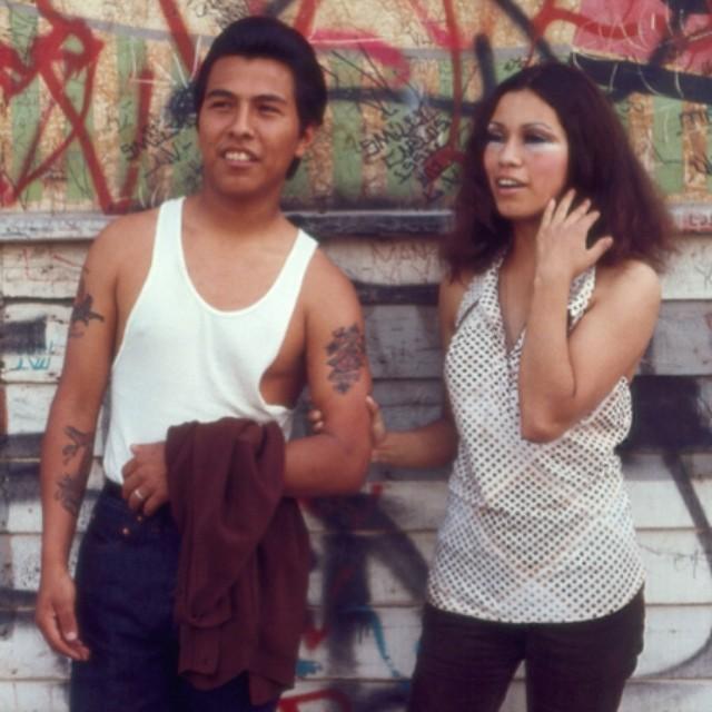 chicanachicanohistorians :     Photo by iconic Chicano Photographer OscarCastillo