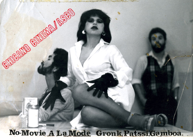 No-Movie A La Mode, 1976