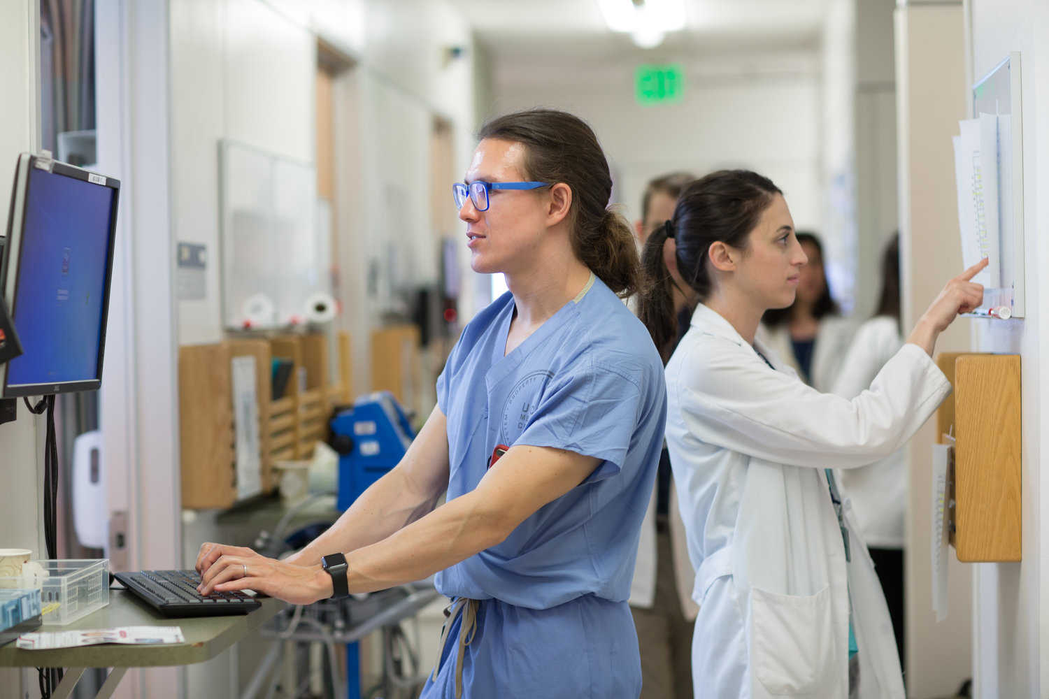Instructions for Residency Applicants — UCSF School of Medicine Dept