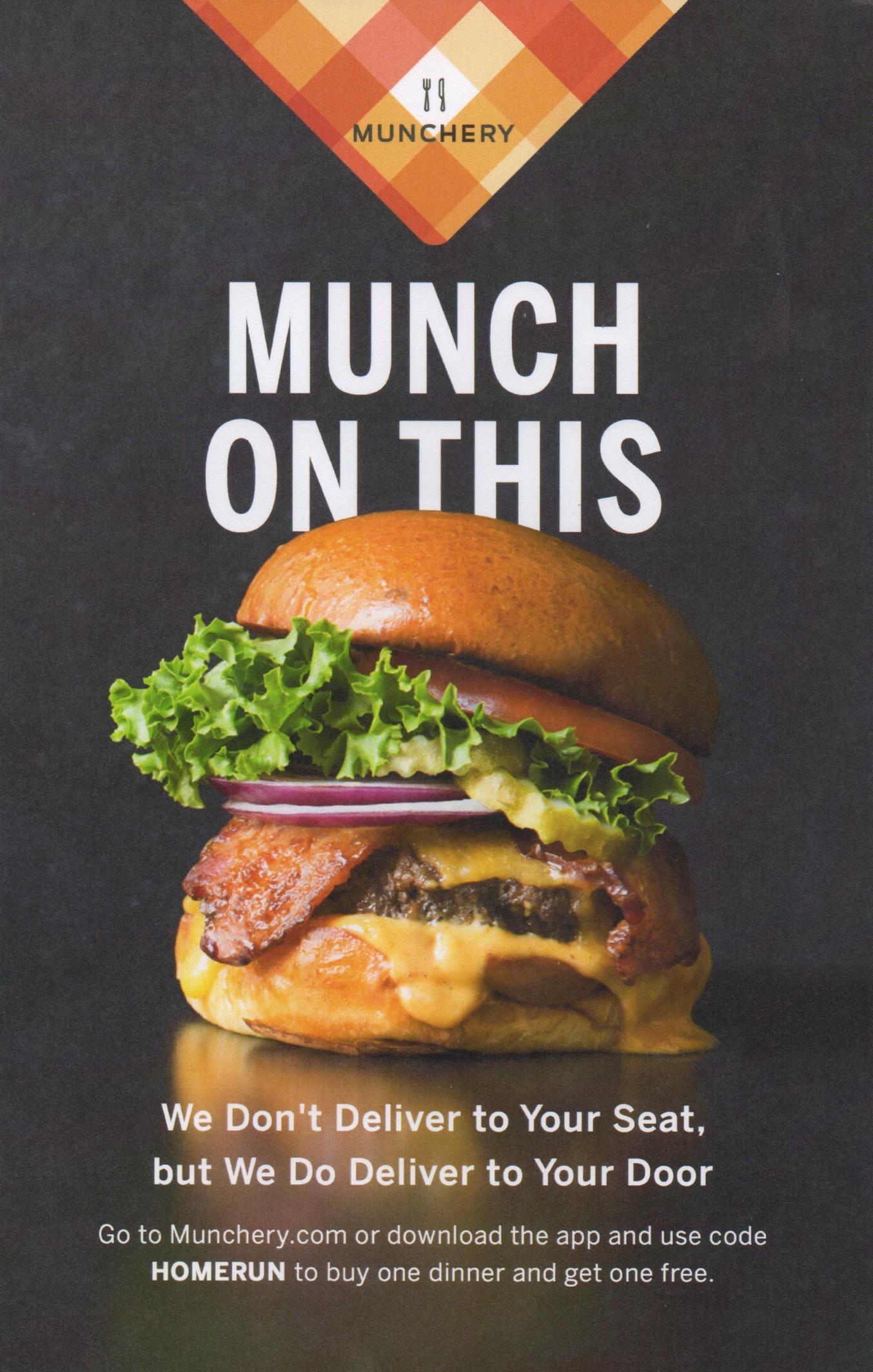 Munchery: Print Ad