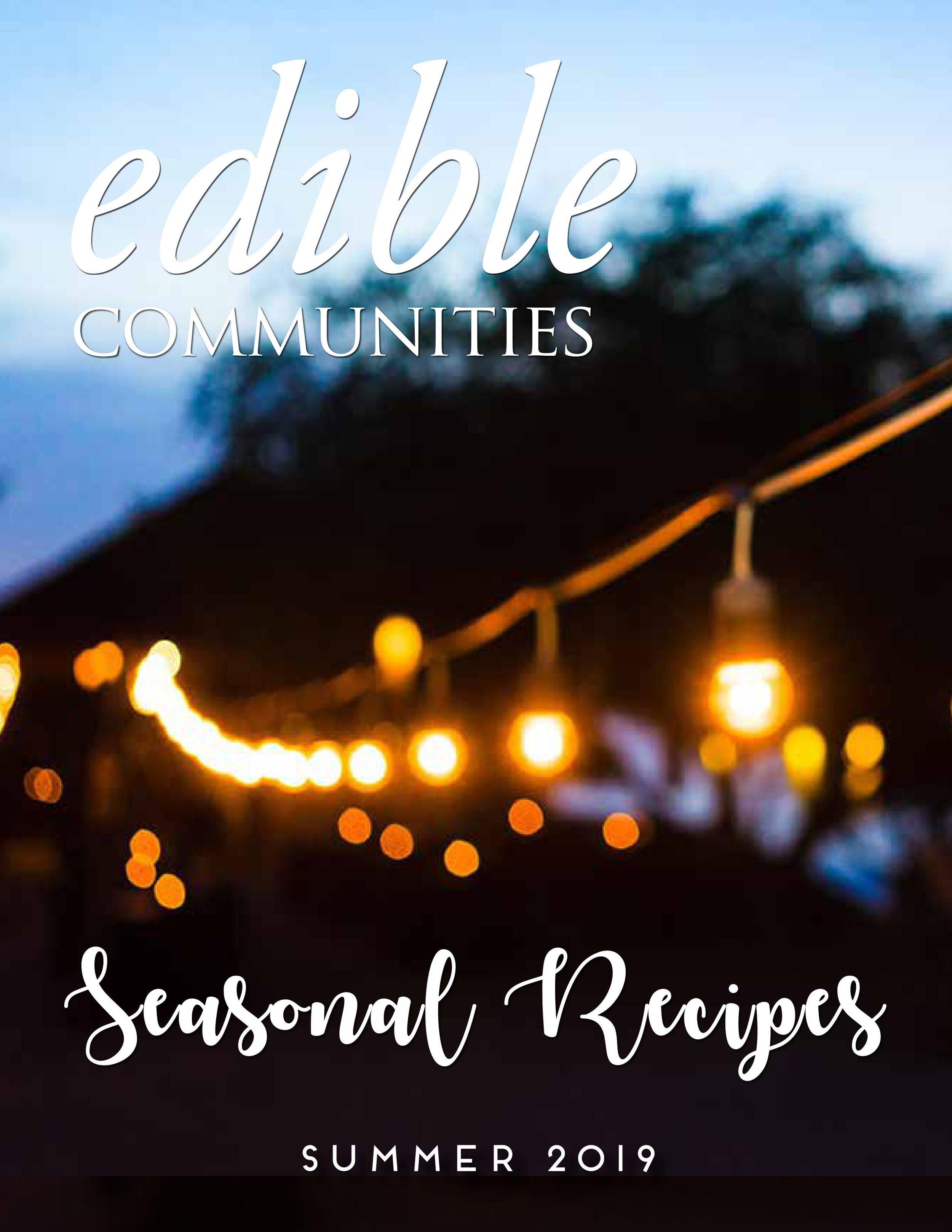 Summer Recipe eBook