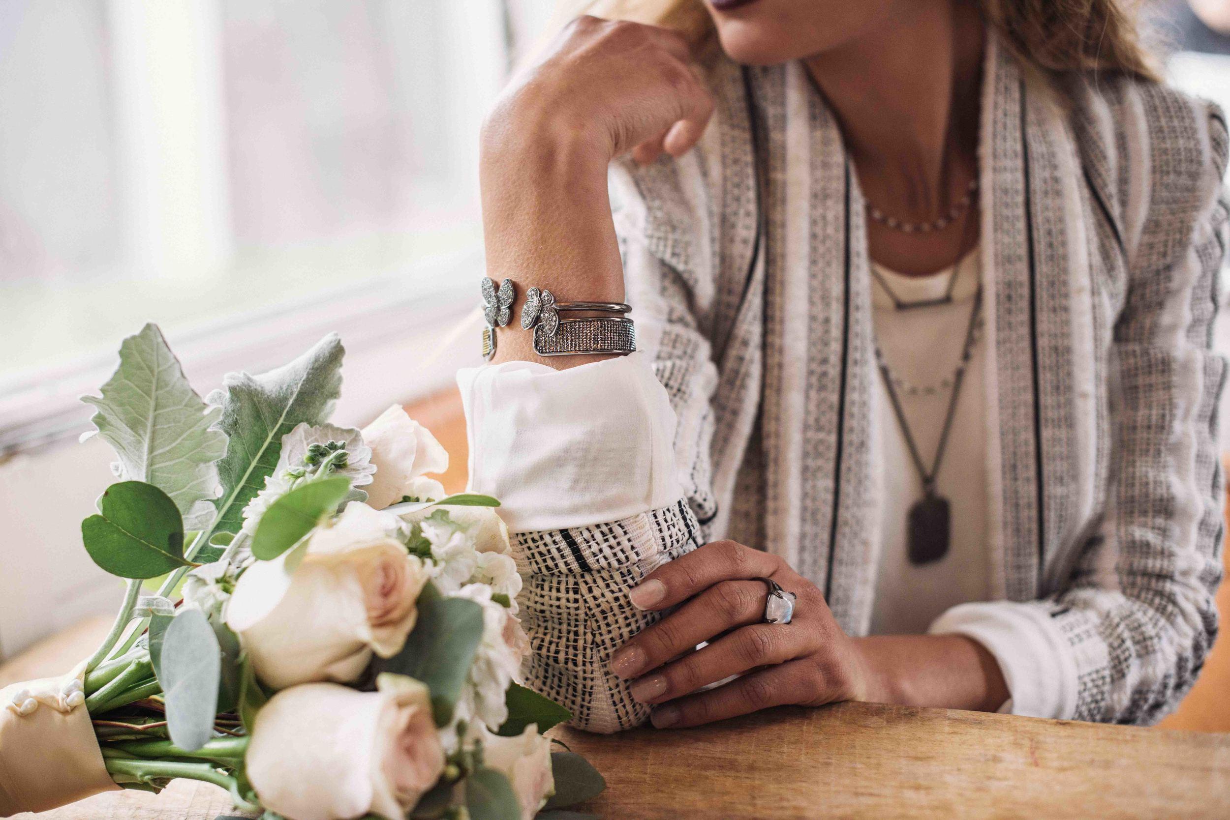 Aviva Rose Jewelry Bracelet