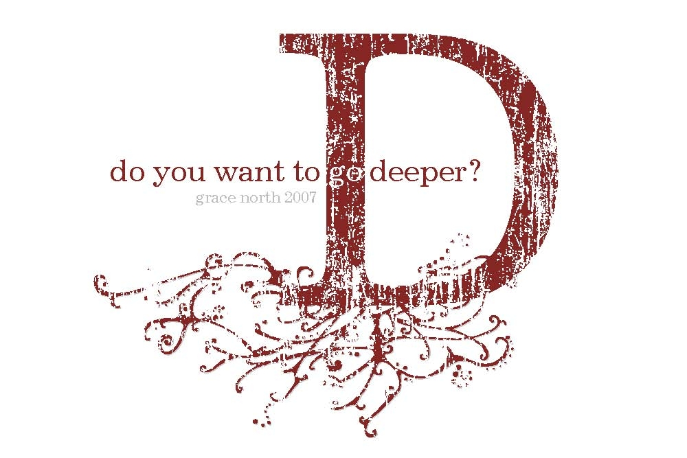 2007 - Going Deeper - As young church, the decision for this year was to go deeper into the things of the Lord. In keeping with this word and directive from the Lord, Grace North officially kicked off our formal discipleship process in the fall of 2007.  This is the year that Grace North culture truly became a culture of moving from mere decisions for Christ to disciples for Christ.