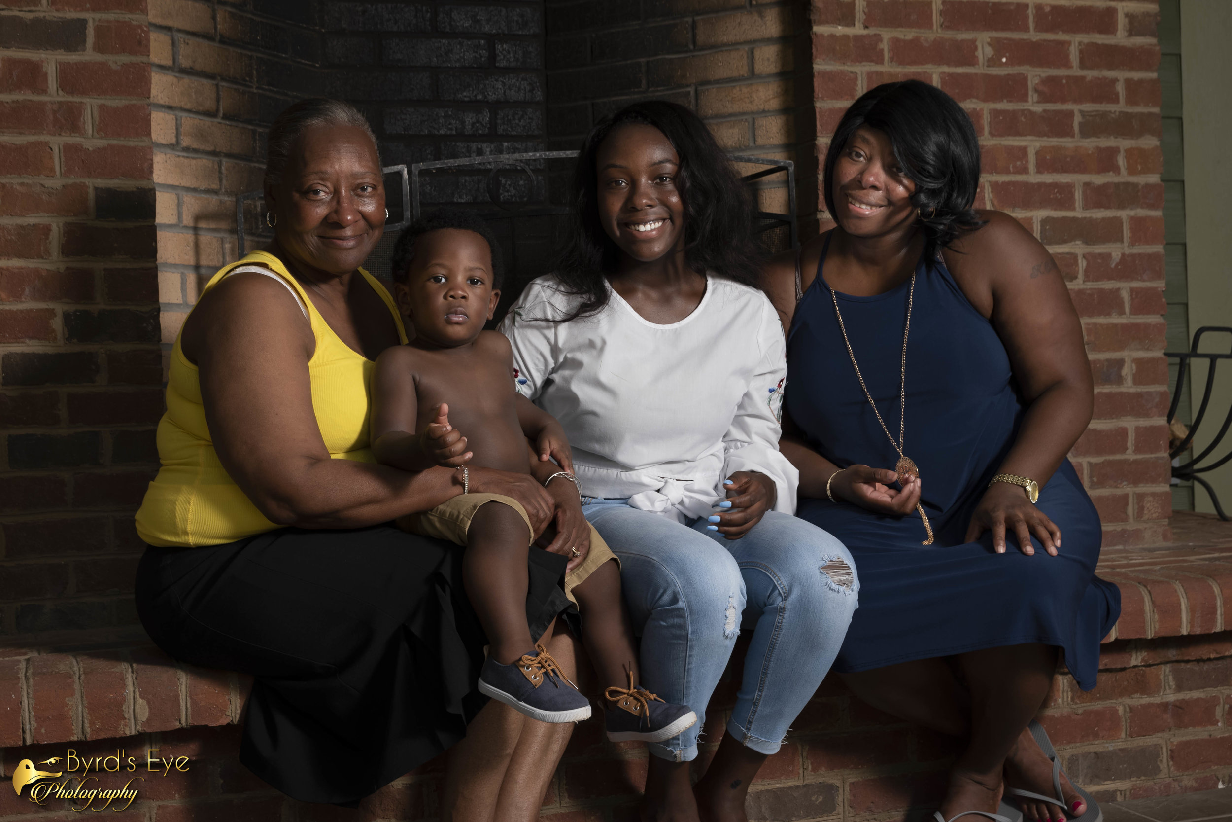 Professional Family Photographer| Spartanburg South Carolina| Byrds Eye Photography