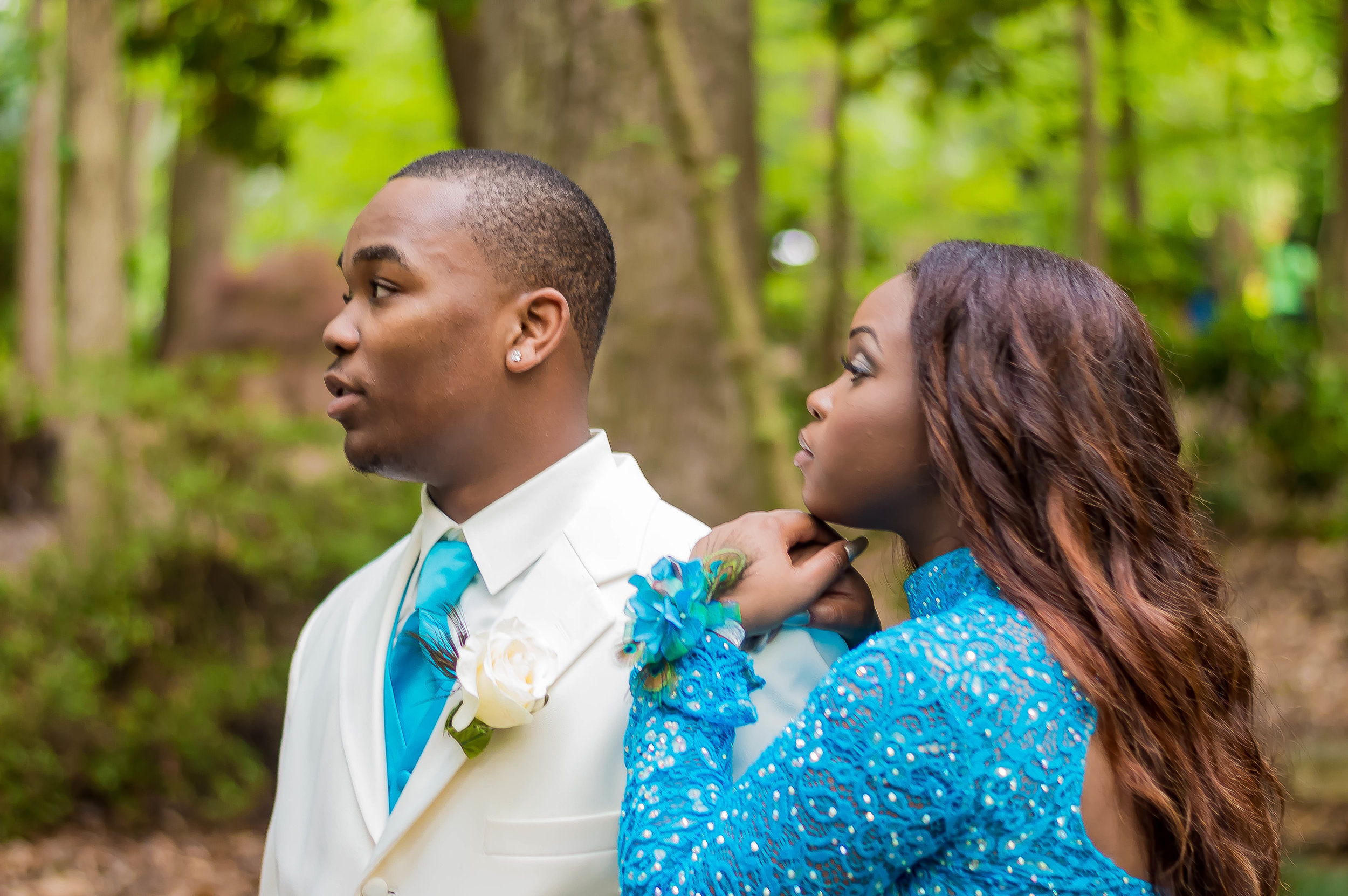 Professional Prom Photographer| Spartanburg South Carolina| Byrds Eye Photography