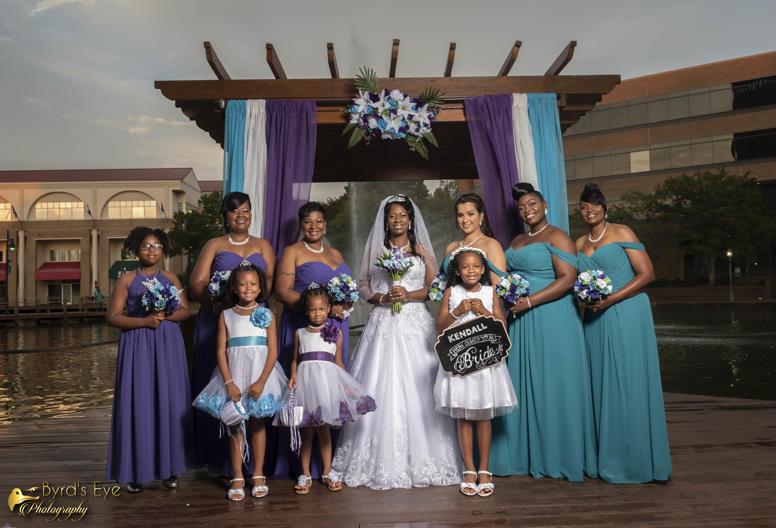 South Carolina Wedding Photographers| Spartanburg| Byrds Eye Photography