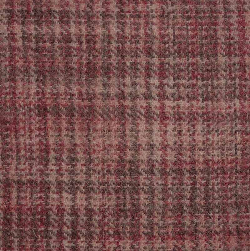 Rose/Gray Multi-weave