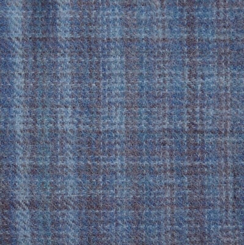 Blue Multi-weave