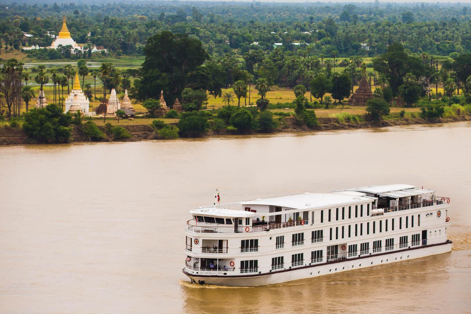 Copy of Irrawaddy River, Myanmar