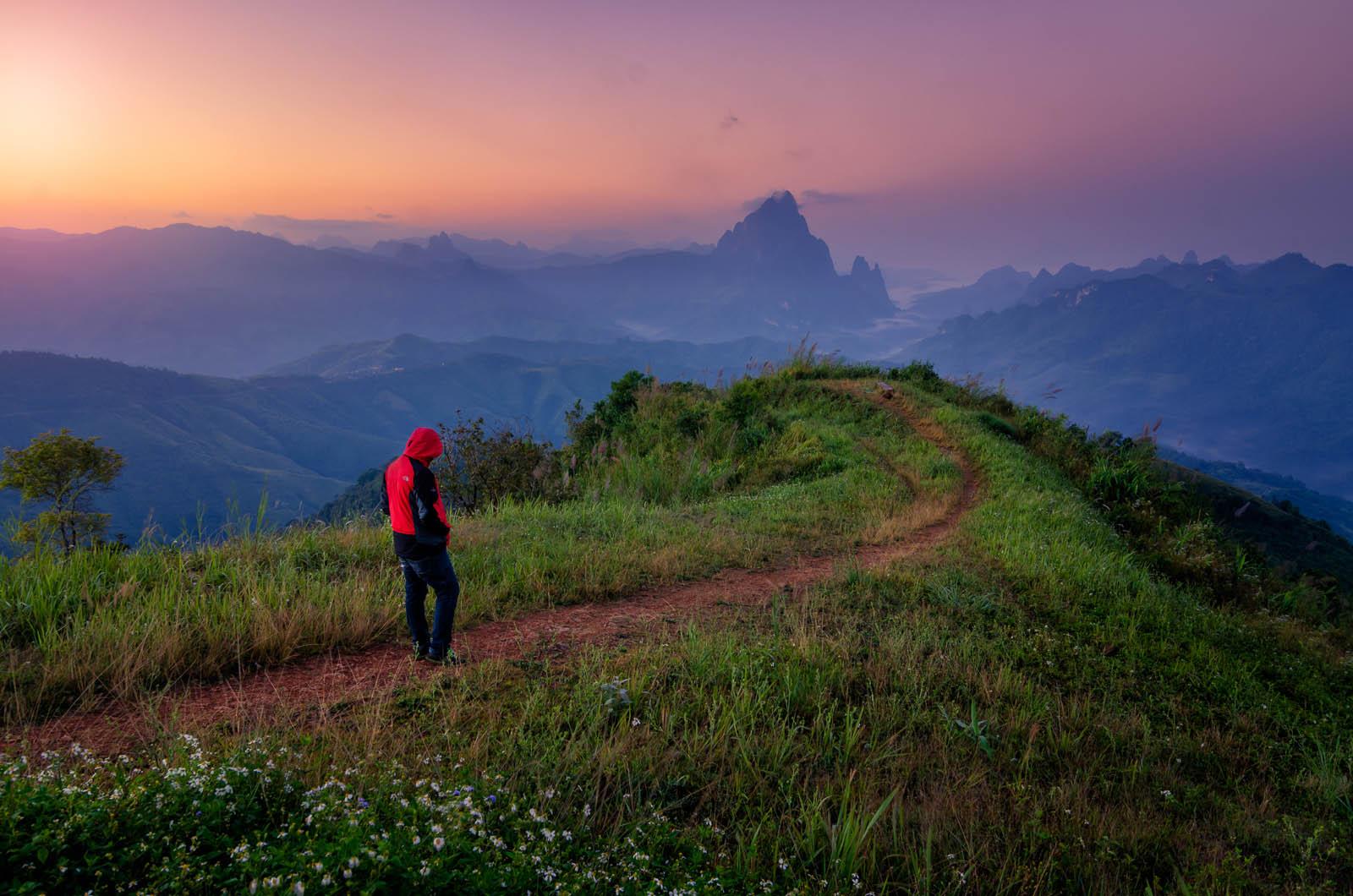 Laos Trek - South East Asia Travel Company