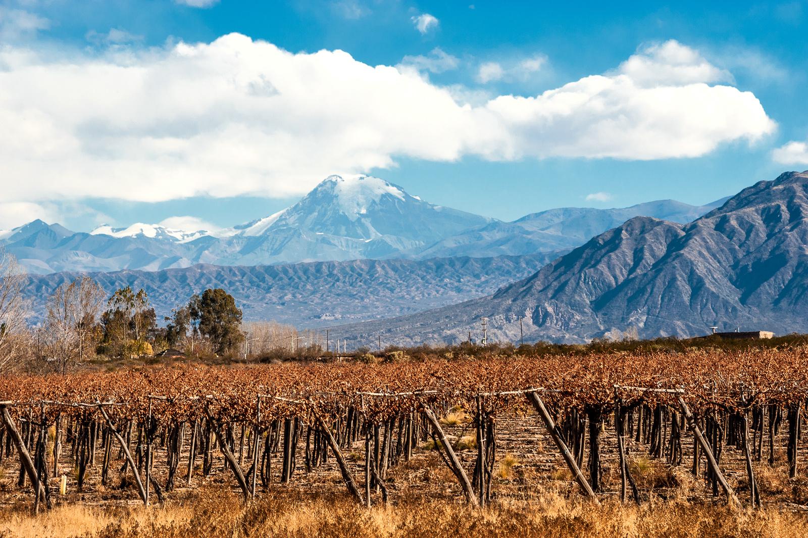 Aconcagua Volcano, Mendoza, Argentina