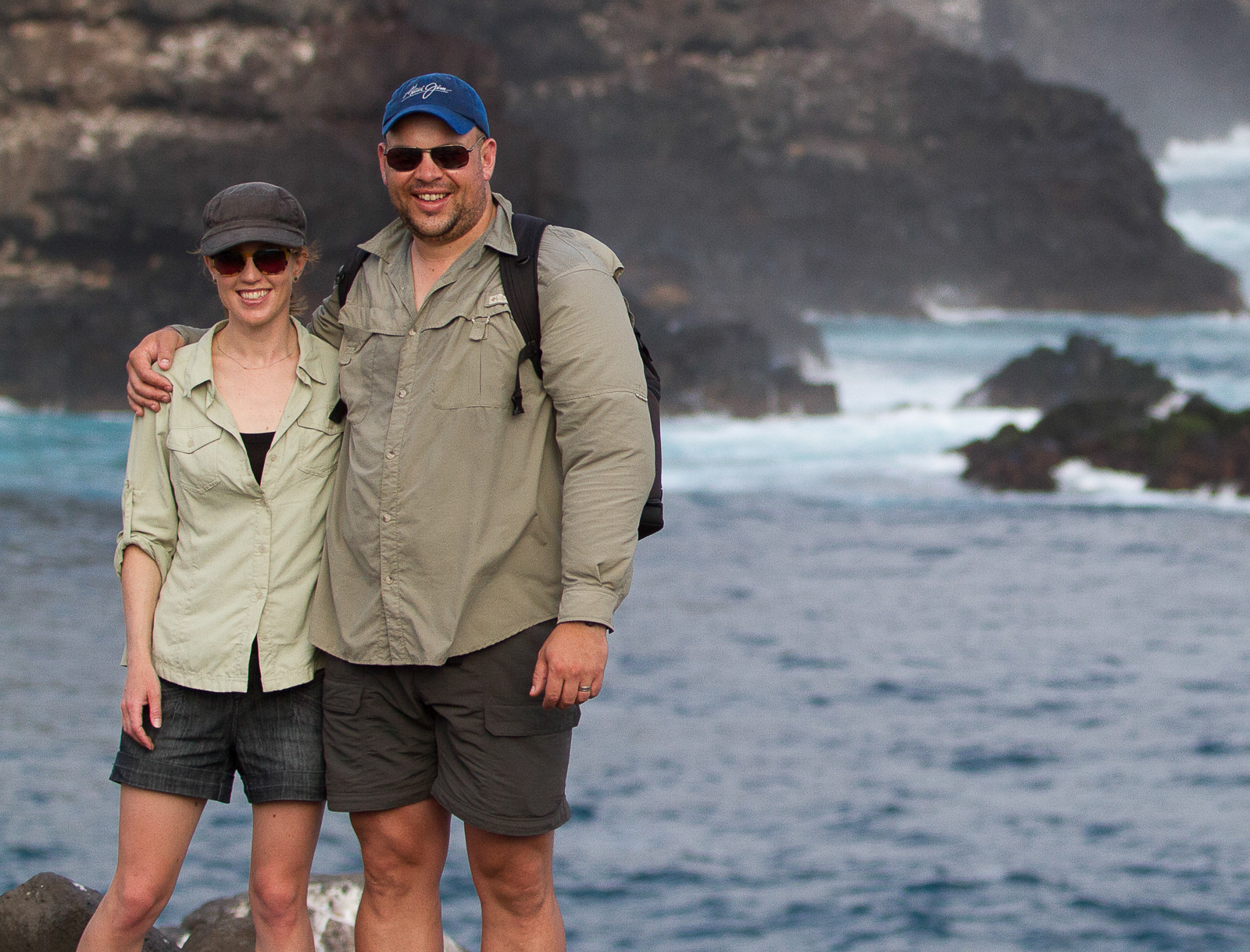 Galapagos Cruise - Honeymoon South America