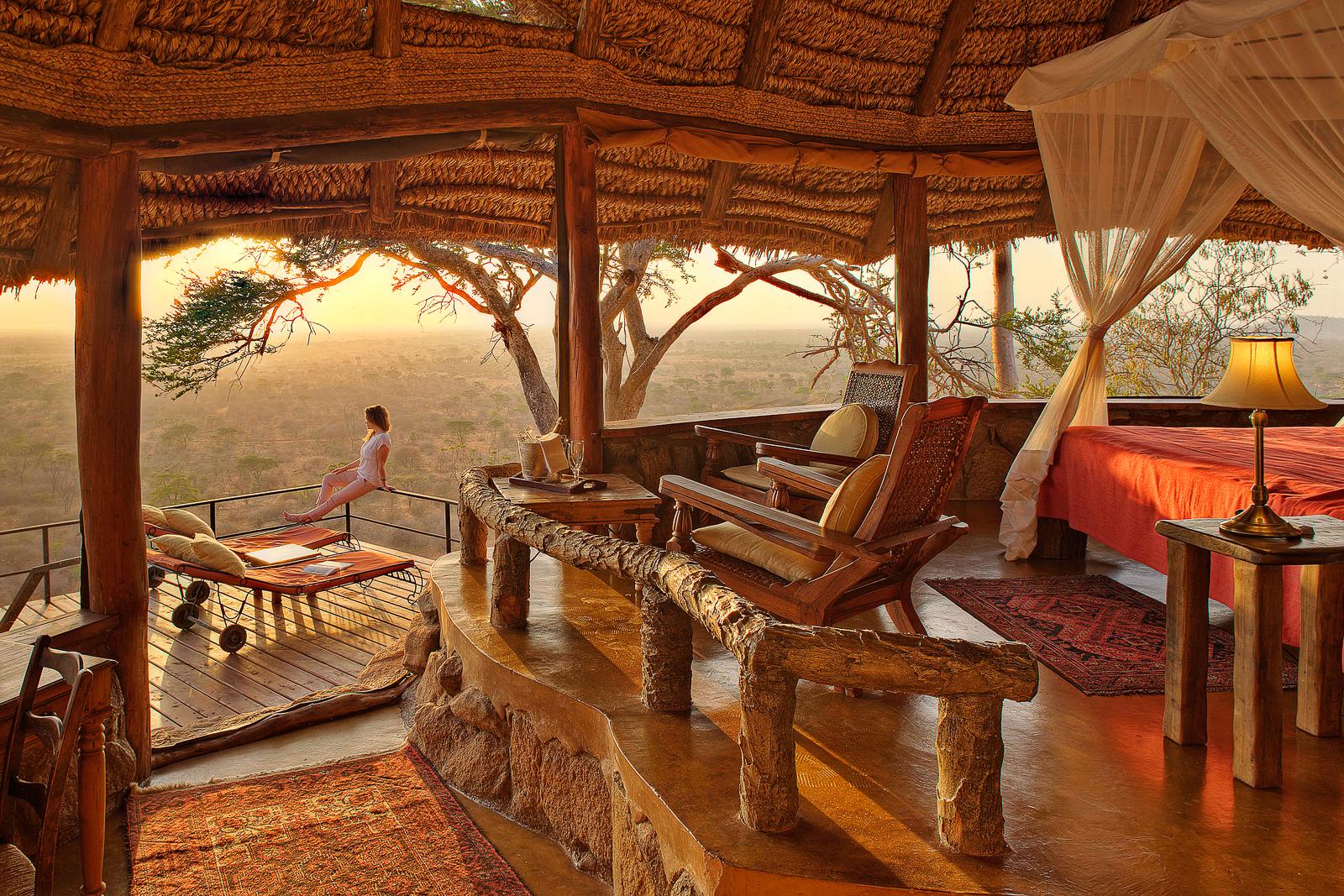 Kenya Safari Lodge - Africa Travel Company