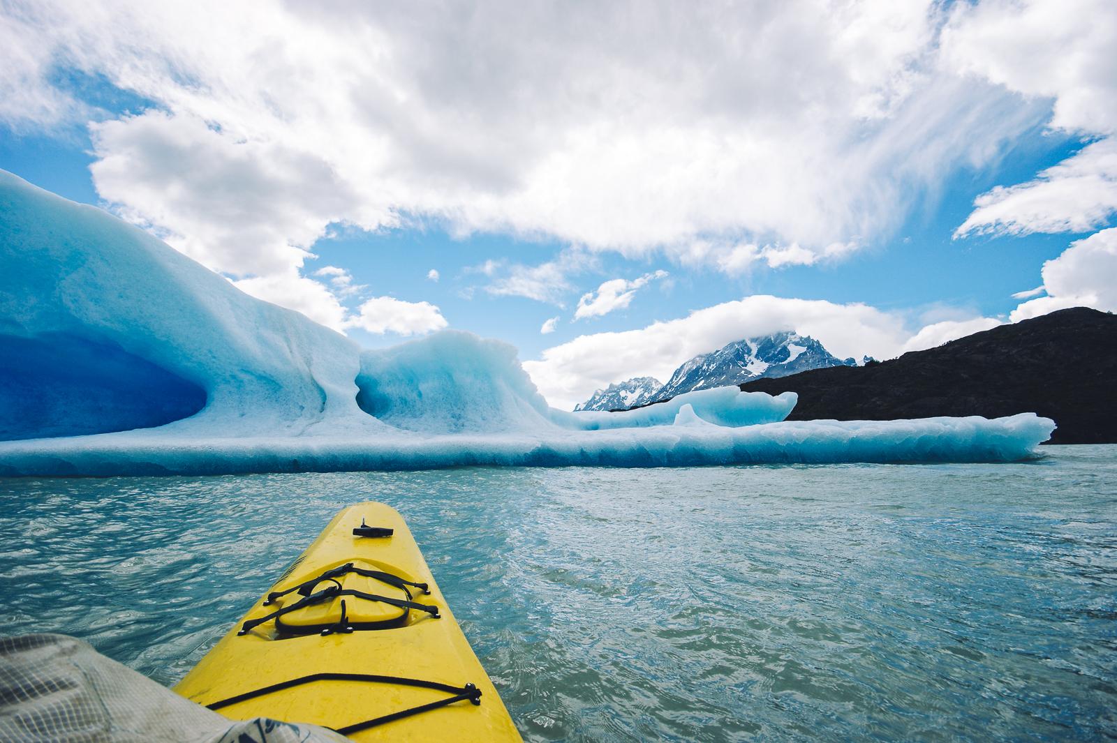 Kayaking, Patagonia
