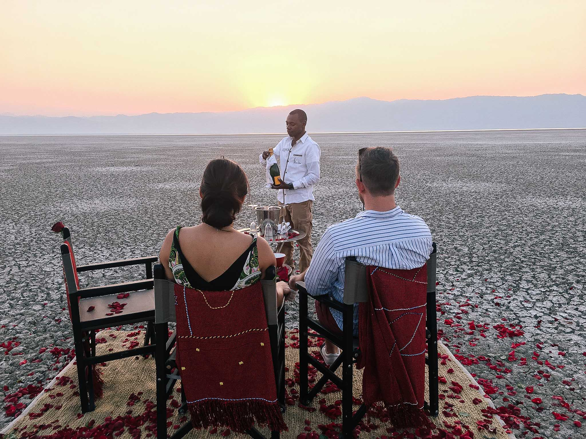 Tanzanian Honeymoon Safari