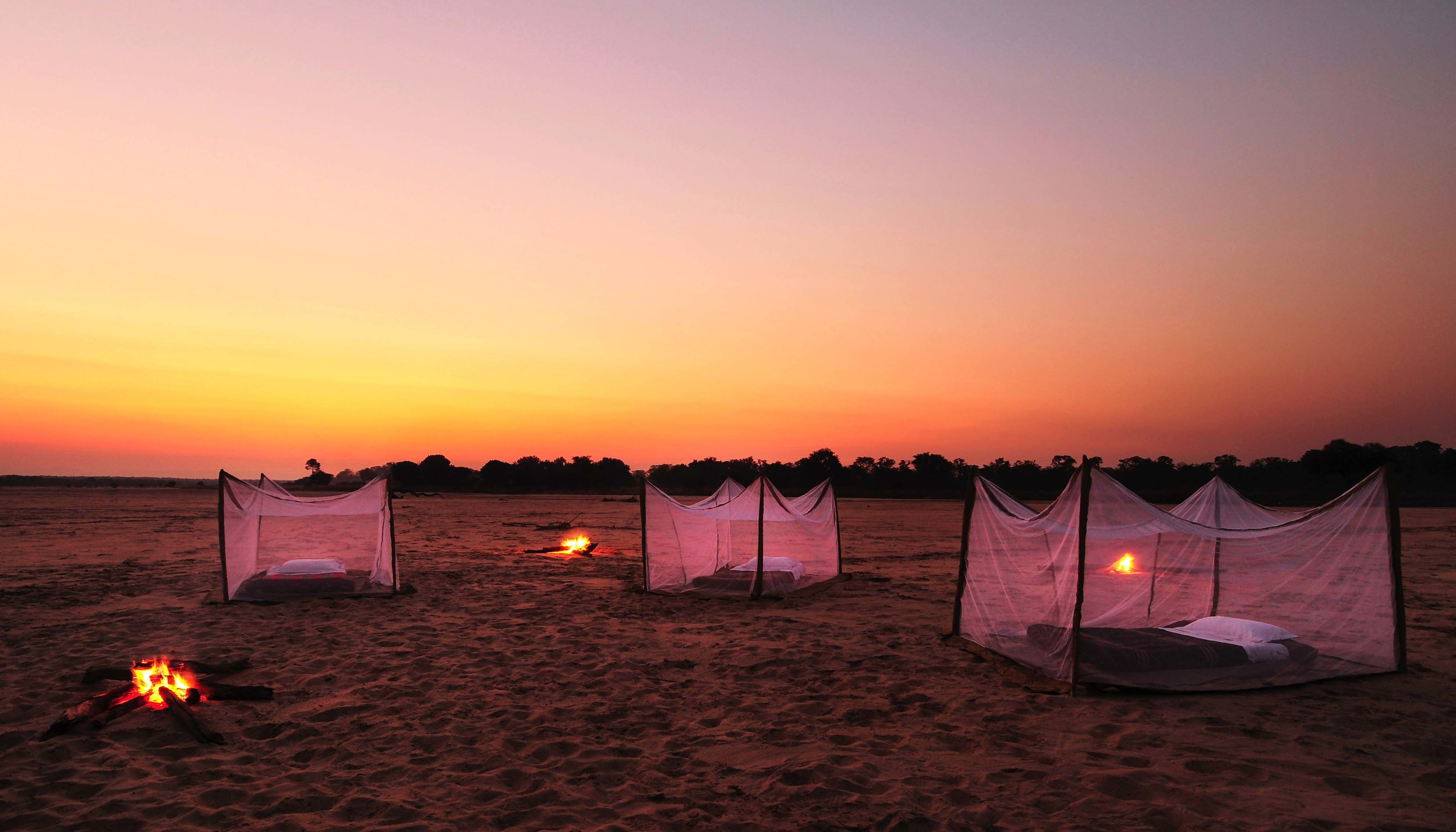 Time + Tide - Star Bed - African Travel Specialists